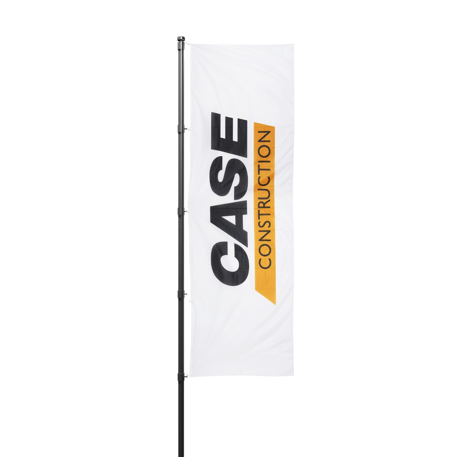 Case bandera 120 x 400 cm for Poolfolie 400 x 120