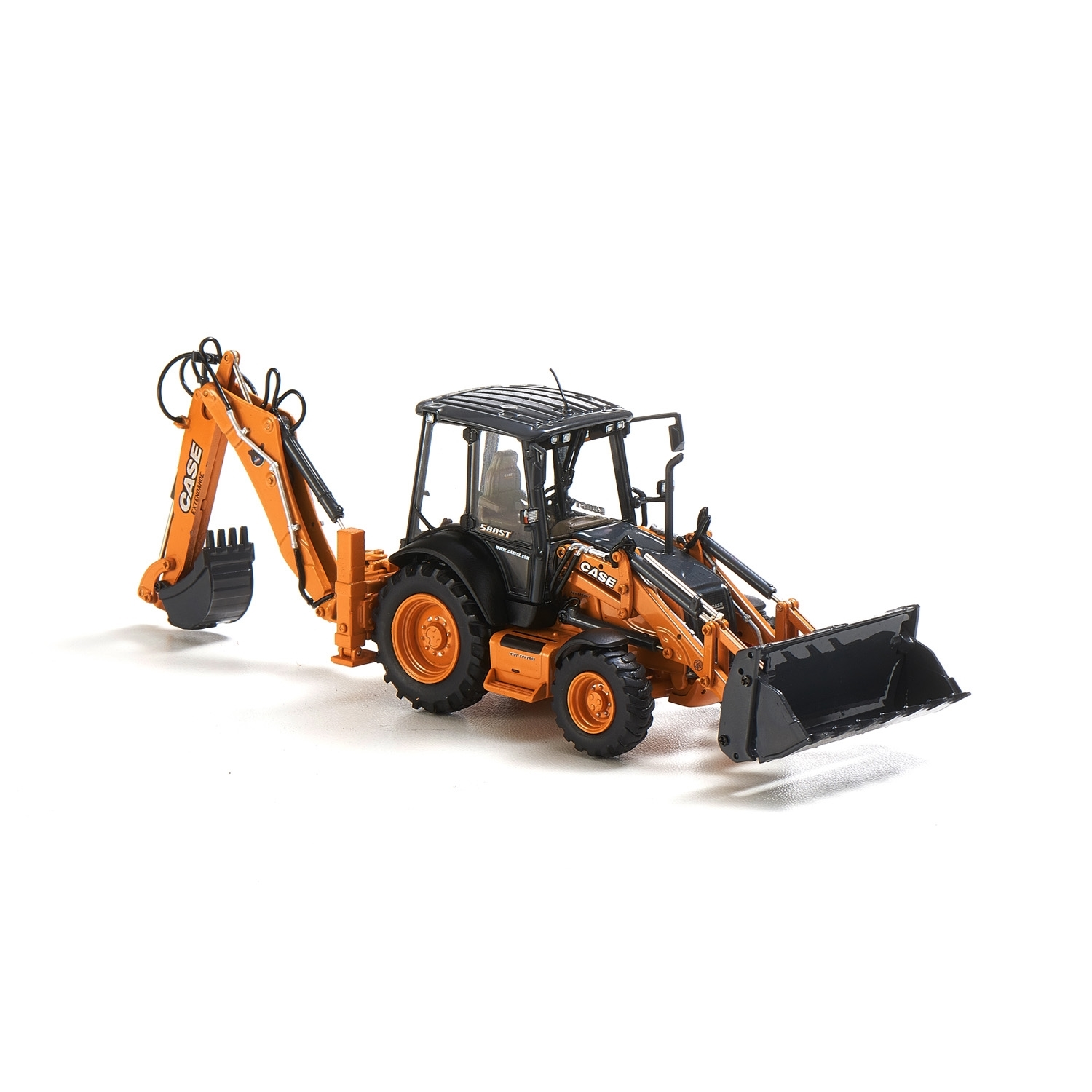 Backhoe Loader St