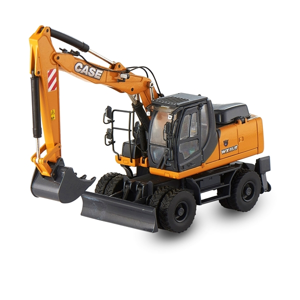 Picture of Wheeled Excavator, WX168, 1:50