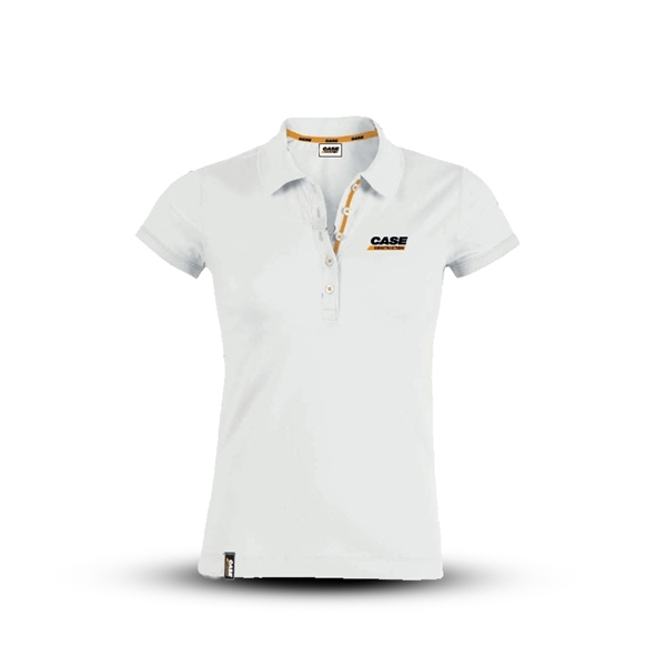 Picture of Women's polo shirt, white